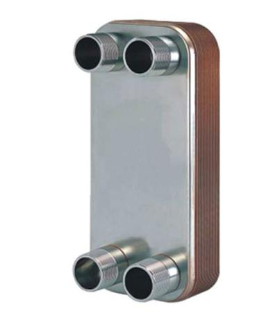 plate style hydraulic heat exchanger